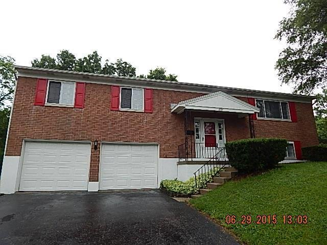 house for rent in 202 park end dr dayton oh